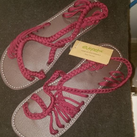 940fe469fa16 Sandal. NWT. Everelax.  23  50. Size. 8